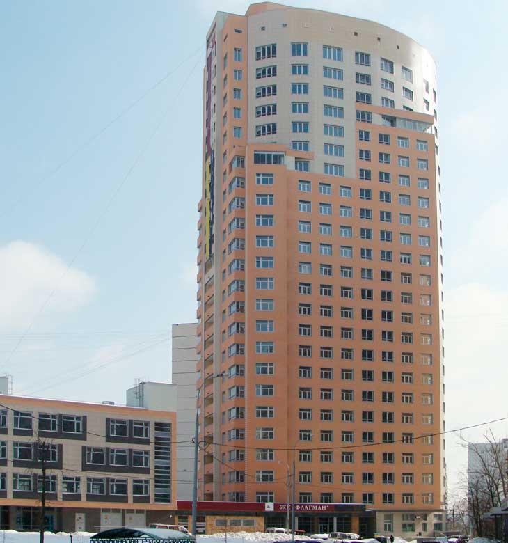 Фото ЖК «Флагман» - квартиры в
