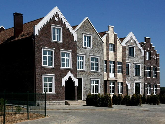 Townhouses in Empire